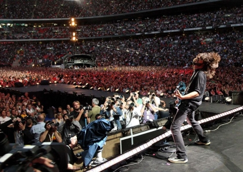 Grohl wembley